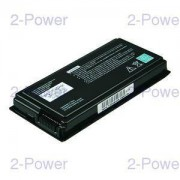 2-Power Laptopbatteri Asus 11.1v 4400mAh (70-NLF1B2000Z)