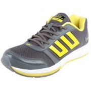 campus Aston D.gry/Yel Men Running Shoes
