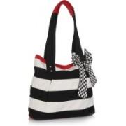 Home Heart Women Black Shoulder Bag