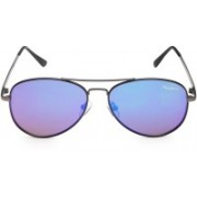 Pepe Jeans Aviator Sunglasses(Blue)