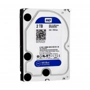 Disco Duro 3.5 Western Digital 2TB SATA 3 64MB Blue WD20EZRZ