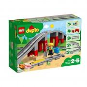 Pod si sine de cale ferata 10872 Lego Duplo