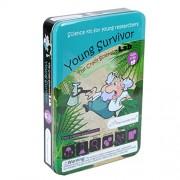 The Purple Cow Crazy Scientist Lab Young Survivor Survival Skill Box