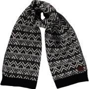 BM BLIZZARD WOOL MIX SCARF barbati