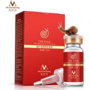 MeiYanQiong Snail Cream Snail Serum Face Care Whitening Cream Anti-wrinkle Moisturizing Pores Shrinking Anti-aging Serum