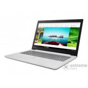 Laptop Lenovo Ideapad 320 80XH007BHV, alb, layout tastatura maghiara