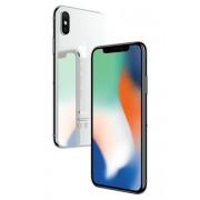Apple telefon iPhone X, 64 GB, srebrni