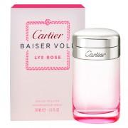 Cartier Baiser Vole Lys Rose 100Ml Per Donna Senza Confezione(Eau De Toilette)