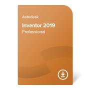 Autodesk Inventor 2019 Professional единичен лиценз (SLM)