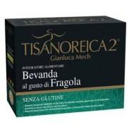 Gianluca Mech Spa Bevanda Gusto Fragola 27,5 G X 4 Confezioni Tisanoreica