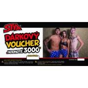 Styx Elektronický voucher Styx 3000,- (zaslání pouze e-mailem) uni