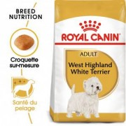 Royal Canin Breed Royal Canin West Highland White Terrier pour chien 3 x 3 kg