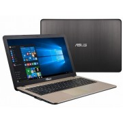 "Asus Value F541NA Notebook Celeron Dual N3350 1.10Ghz 4GB 500GB 15.6"" WXGA HD IntelHD BT Win 10 Home"