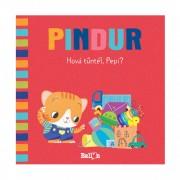 Pindur - Hová t?ntél, Pepi? - Interaktív készségfejlesztő lapozó