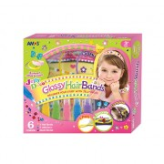Set creatie AMOS Jelly Deco Glossy Hair Bands