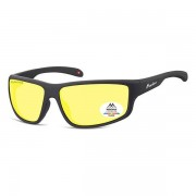MONTANA Eyewear Lunettes de Sport Outdoor Yellow Classic Size