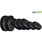 Body Maxx Spare Pvc Weight Plates 70Kg For Home Gym Exercises