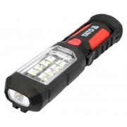 YATO Elemes LED lámpa - 8+1 LED