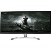 Monitor LED Lg 34WK650-W 2K+ Black Silver