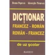 Dictionar francez-roman roman-francez - Ileana Popescu Gheorghe Pienescu