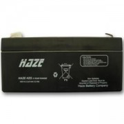 Батерия Haze Оловна Батерия (HZS6-3.2) 6 V / 3.2 Ah - 134 / 34 / 60mm AGM - HAZE-6V/3.2/AGM
