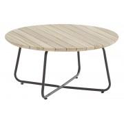 4 Seasons Outdoor Axel coffee table teak round 73 cm (H 35 cm)