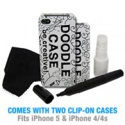 iPhone Doodle Case for iPhone 4/5
