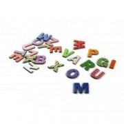 Set lumea magnetilor Momki MK735 litere magnetice 67 de litere minuscule