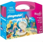 Playmobil Princess - Set portabil sirene
