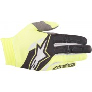 Alpinestars Aviator Gloves 2018 Handskar L Svart Gul