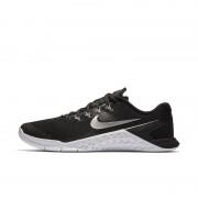 Nike Metcon 4 Cross-Training- und Gewichtheberschuh für Damen - Schwarz
