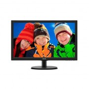 "Monitor LED TN Philips 21.5"", Wide, FHD, HDMI, 223V5LHSB, Negru"