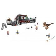 LEGO JurassicWorld Jurski park: Lov na Velociraptora 75932