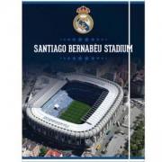 Папка с ластик FC Real Madrid, 225608