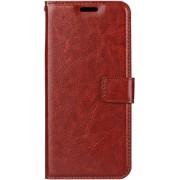 Shop4 - Xiaomi Mi A2 Hoesje - Wallet Case Cabello Bruin