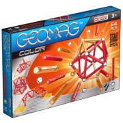 Set constructie magnetic Geomag Color 64
