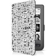 CONNECT IT PocketBook 624/626-hoz fehér/firka