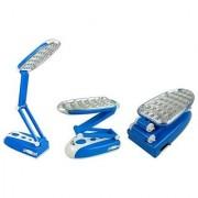 BRANDED RECHARGEABLE 31 LED EMERGENCY TABLE LIGHT TABLE LAMP FLEXIBLE DESK LAMP