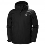 Helly Hansen Men's Dubliner Insulated Jacket Svart