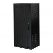 RACK, MIRSAN MR.AVS42U.01, Шкаф за аудио-видео оборудване, 557 x 470 x 1990 мм / 42U, черен