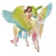 Schleich Bayala, Surah und Pegasus