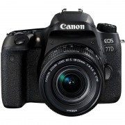 Canon EOS 77D 24.2MP + EF-S 18-55mm IS STM