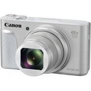 Canon Cámara Compacta CANON SX730 HS (Plata - 20.3 MP - ISO: auto a 3200 - Zoom Óptico: 40x)