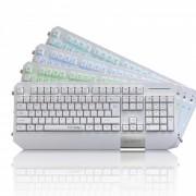 AJAZZ exorcism II AK30 teclado de juego de sensacion mecanica con retroiluminacion
