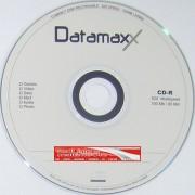 CD-R Datamaxx 52x 700MB