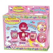 Hello Kitty Apple House with Furniture and Clothes