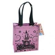 WeGlow International Disney Princess Castle Foil Design Mini Non-Woven Tote Bag (Set of 2)