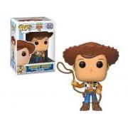 Disney Figura FUNKO Pop! Disney Toy Story 4 Sheriff Woody