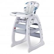 Jedálenská stolička CARETERO HOMEE Farba: Grey