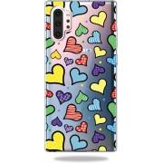 Mobigear TPU Cartoon Liefde Samsung Galaxy Note 10 Plus